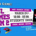UL Gamejam 2 by UL Games Dev Society - Jam, The Game - sponsored by JetBrains and ICT Learning Centre